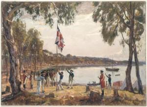 Port Jackson 1788