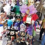 Karnevalsmasker i Venedig Foto: Victor Maino-Folin