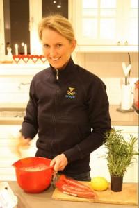 Linda Bakkman, SOK:s kostrådgivare