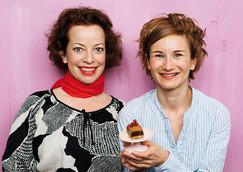 Pia Hall och Mia Öhrn Foto: Christina Sundien