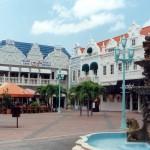 Aruba_Oranjestads centrum