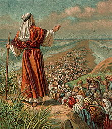 Judarnas flykt från slaveri i Egypten