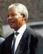 Nelson Mandela Bild från Wikipedia