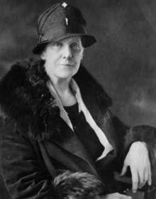 Anna Jarvis Foto från Wikipedia