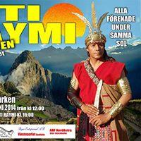 Fira Solfesten i Rålis 28 juni
