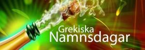 grekiska-namnsdagar
