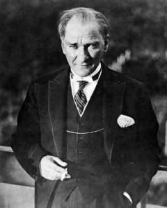 Mustafa Kemal Ataturk Foto: Wikimedia