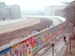 Muren i Berlin Foto från Wikipedia