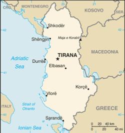 250px-Albania-CIA_WFB_Map