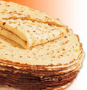 Clatitie – rumänska pannkakor med rom och citron.