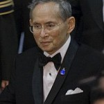 Kung Bhumibol Adulyadej Foto: Wikipedia