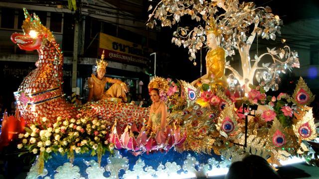 Festival på thailändska nationaldagen 5 december Foto: stenem.se