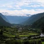 Haa-dalen i Bhutan Foto: Wikipedia