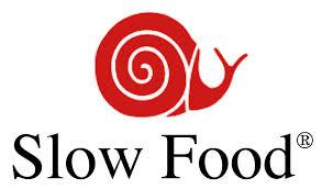 Slow food-rörelsens logga