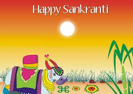 Makar Sankranti firar att våren är på väg.