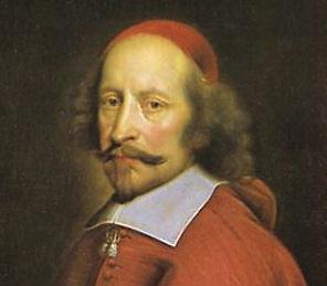 Cardinal Jules Mazarin Bild från Wikipedia