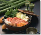 Sukiyaki Bild från Japans turistinformation