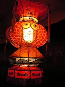 Kinesisk traditionell lykta. Foto: Jack Parkinson