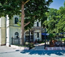 Restaurang Gundel i Budapest