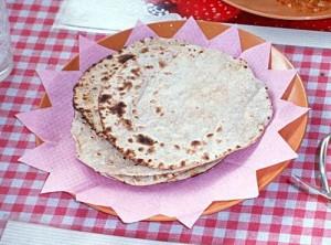 Chapati Foto: Christian Köhler