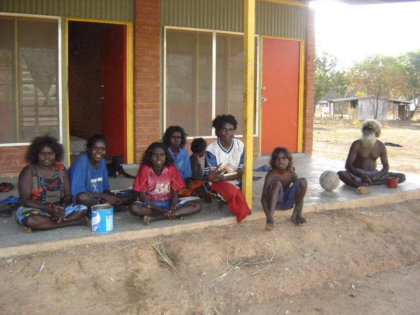 Aboriginer Foto: http://australien-nyazeeland.se/2010/11/19/australiens-urbefolkning/
