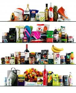 Fairtrademärkta produkter Foto: Linus Hallgren