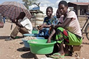 Kvinnor i Malawi Foto: Swathi Sridharan (ICRISAT)