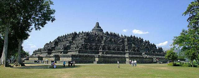 Borobudur i Magelang på Java Foto: Gunawan Kartapranata