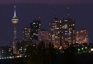 Tehran Foto: Mehrad Watson