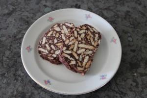 Chocolate salami rollo Foto: Lena Ahlström