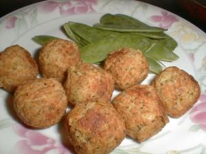 Falafel från Mellanöstern. Foto från Wikipedia