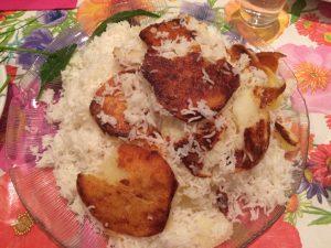 Ris med potatis Foto: Lena Ahlström