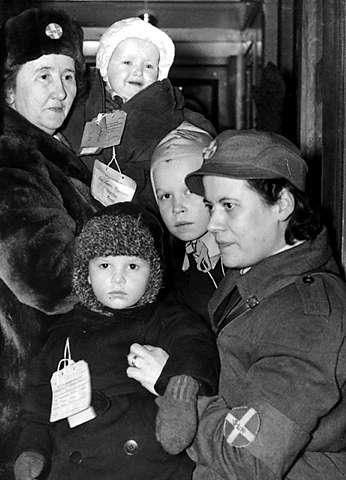 Finska krigsbarn Foto: Mr Bullitt