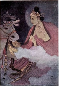 Prins Siddharta ger sig iväg för att hitta meningen med livet.