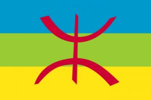 Berbernas flagga