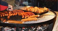 Grillat till karneval Foto från Wikipedia