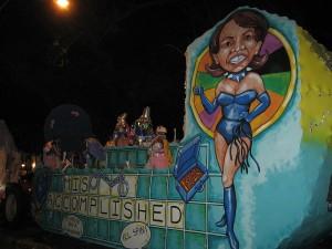 Mardi Gras i New Orleans Bild från Wikipedia