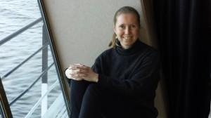 Annika Nilsson - vinnare av Kultursmakarnas tävling om bästa matminne.