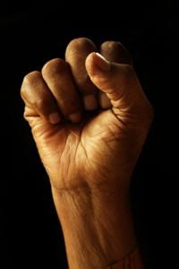 """Nelson Mandela kämpade för mänskliga rättigheter i 67 år Foto: lånat från FN:s webbplats """"The International Nelson Mandela Day"""