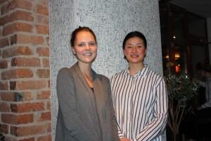 Cecilia Holmgren och Emma Hansson, Kompisbyrån Foto: Lena Ahlström