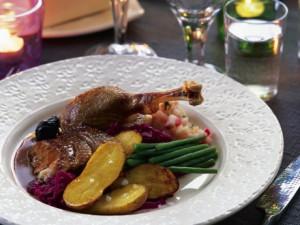 Mårten Gås-middag Foto från Allt om Mat