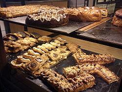 Wienerbröd finns i många varianter Foto från Wikipedia