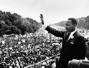 Martin Luther King Foto: Wikipedia