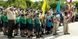Arubas flagga hyllas på självständighetsdagen 18 mars Foto: se.aruba.com