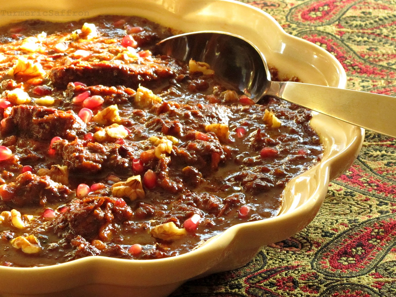 persisk mat recept