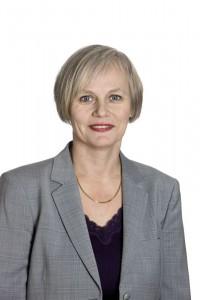 Lena Björck, forskare vid Sahlgrenska akademin.
