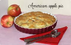 Amerikansk äppelpaj Bild från mytaste.se