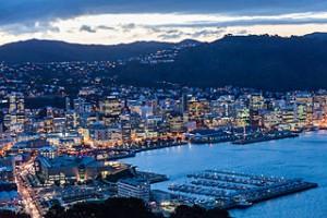 Wellington Foto: Russellstreet
