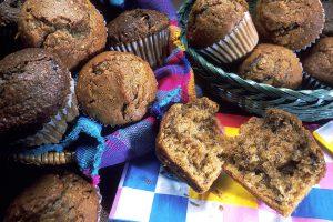 Många mumsiga muffins. Foto från Wikipedia
